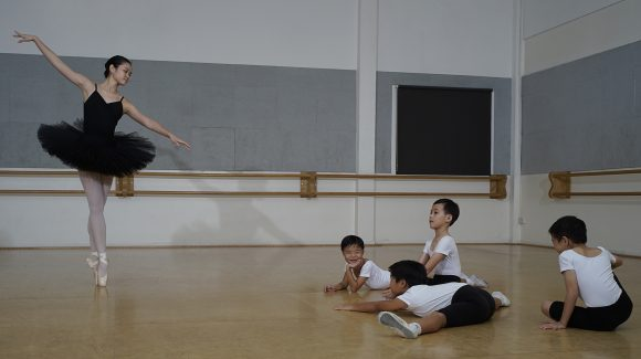 Singapore Ballet Academy - In association with Singapore