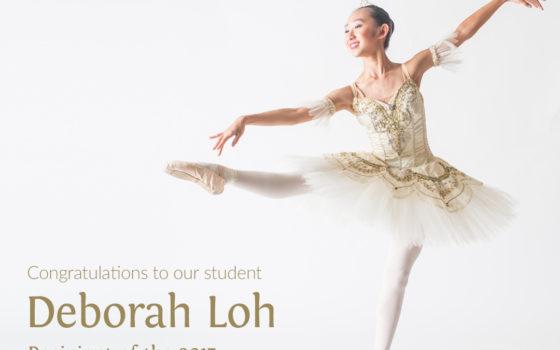 SBA Student, Deborah, Receives 2017 Sonata Product Sponsorship