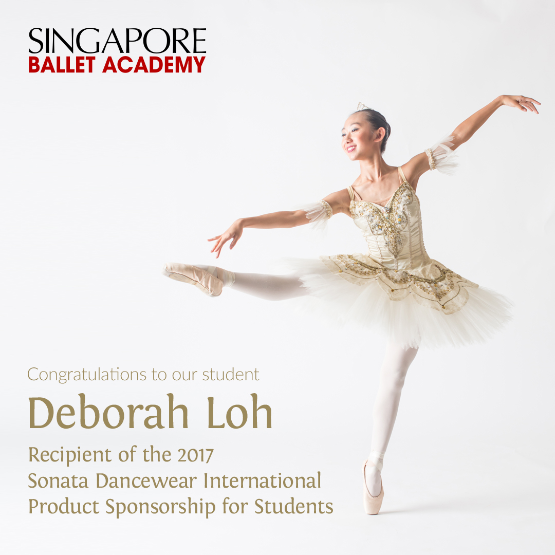 SBA Student Deborah is a Sonata Sponsorship Recipient